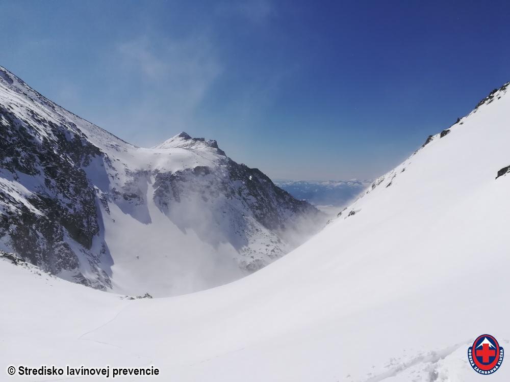 2020.03.24 Vysoké Tatry,Zlomisková dolina, Východný Železný štít