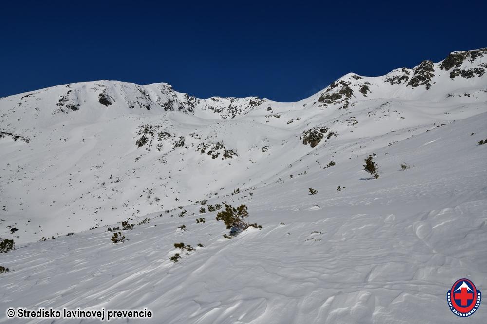 2020.03.25 Západné Tatry Žiarska dolina panoráma