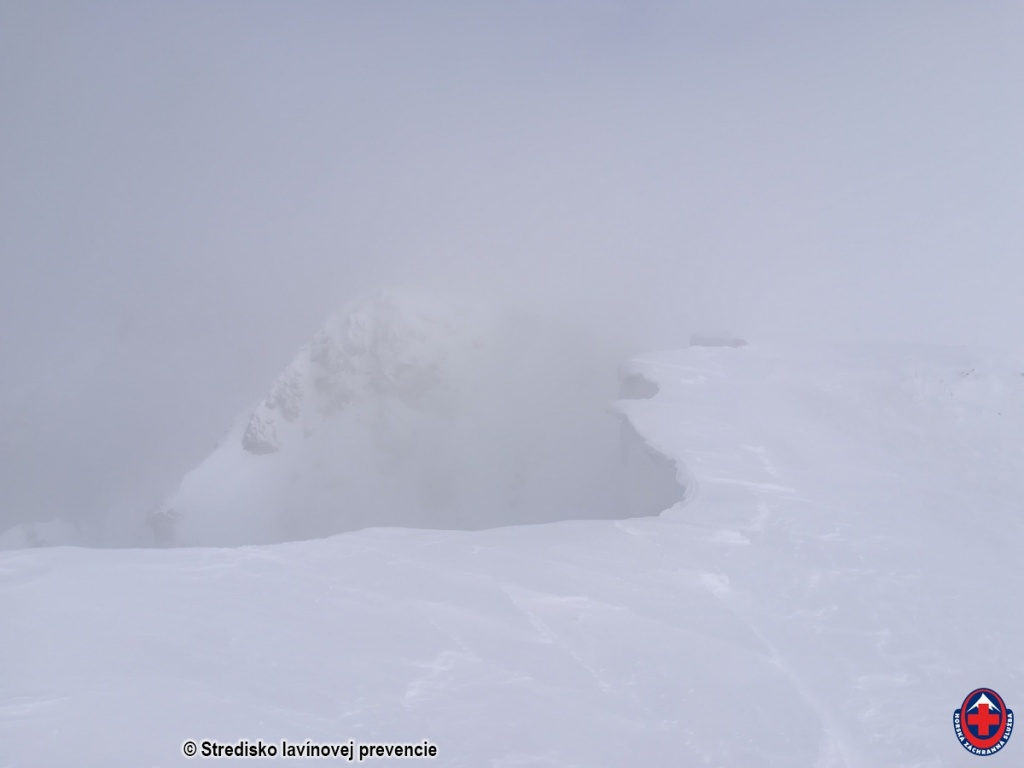 2021-03-15 Nízke Tatry, Preveje medzi Ďumbierom a Krupovou Hoľou 2