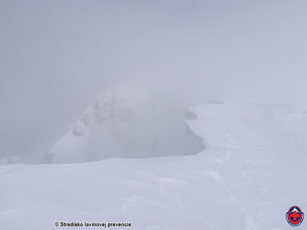 2021-03-15 Nízke Tatry preveje medzi Ďumbierom a Krupovou Hoľou